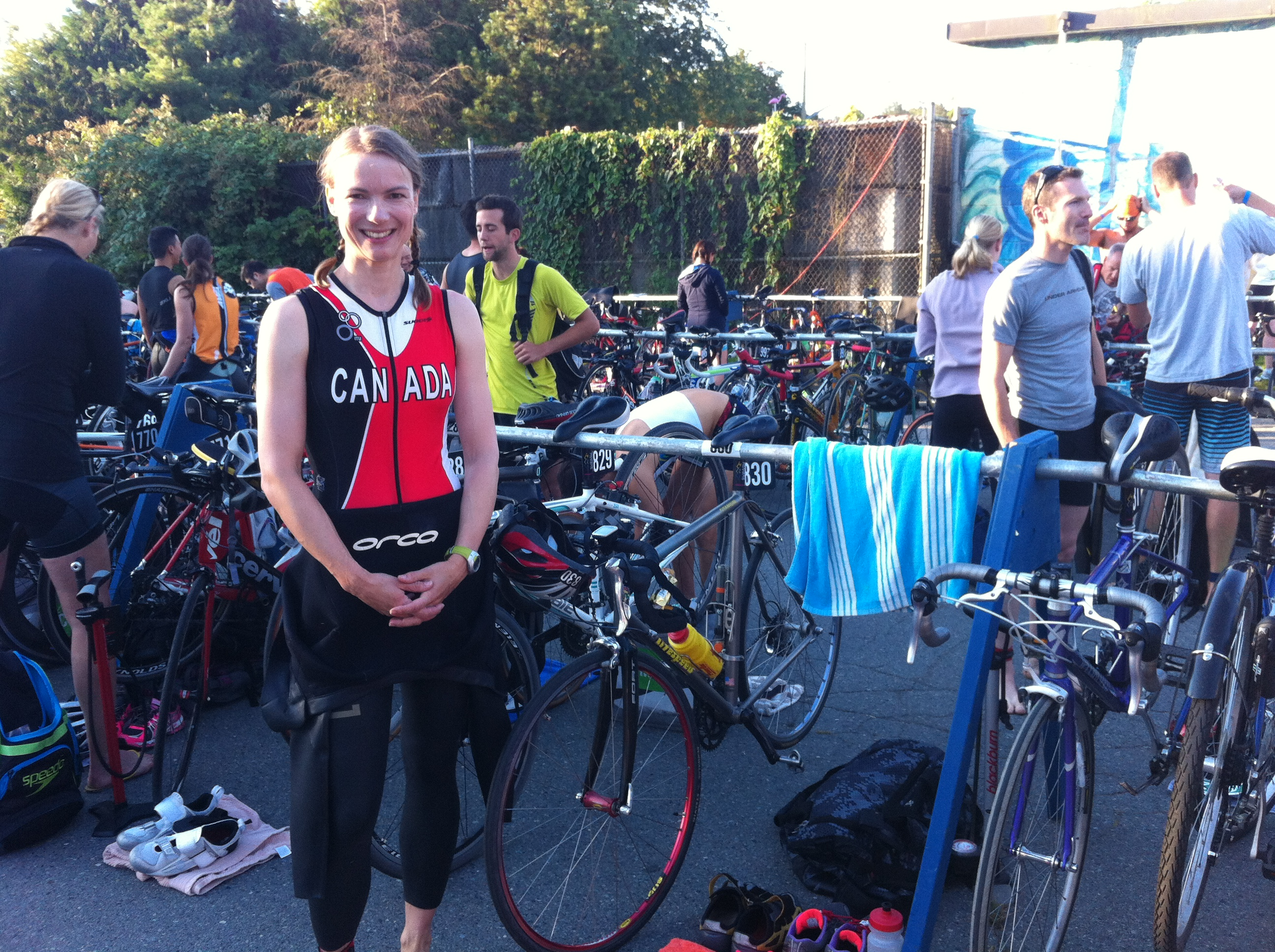 Triathlon Lessons of Life. Part 1 – Behind the scenes of a race