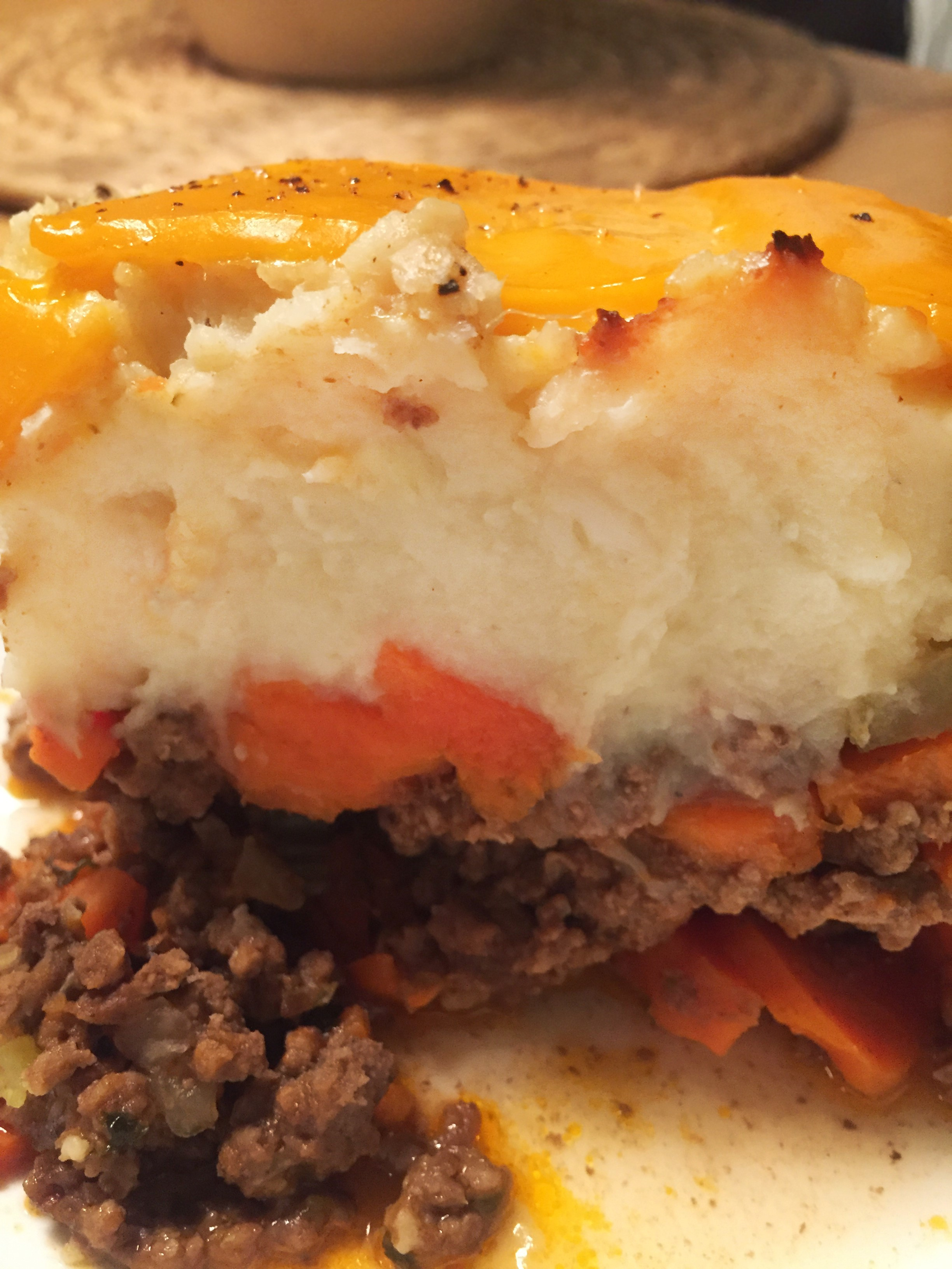 Quick and delicious best ever Paleo Sheppard's Pie